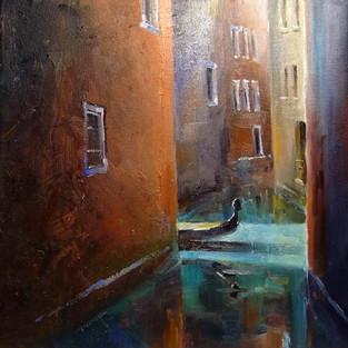 Light Passage, Venice, SOLD
