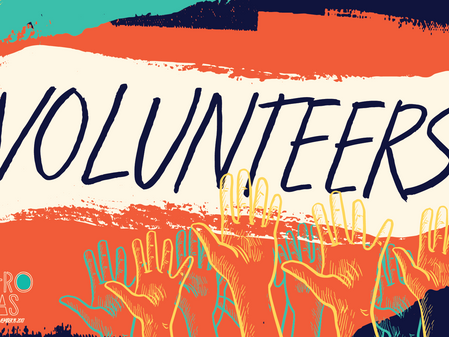 Volunteers needed for Encuentro de las Americas!