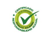 Certificado de Responsabilidad Social