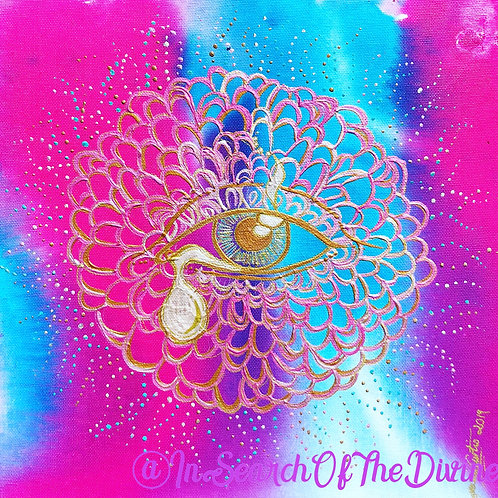Eye Of Quan Yin - Compassion