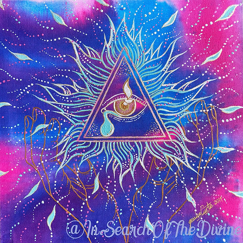 All Seeing Divine Eye