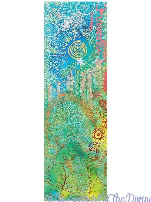 Utah Vision Quest - inspired petroglyphs Utah, USA - A4 Art Print