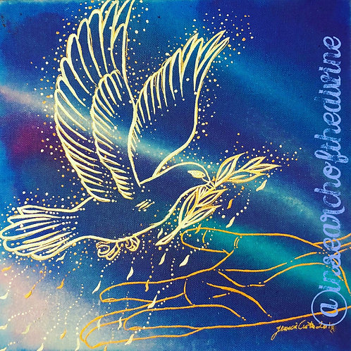 Blessings of Peace of the Holy Spirit