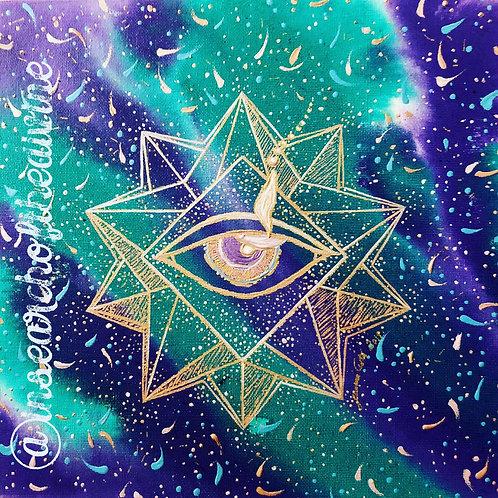 Stellated Divine Eye