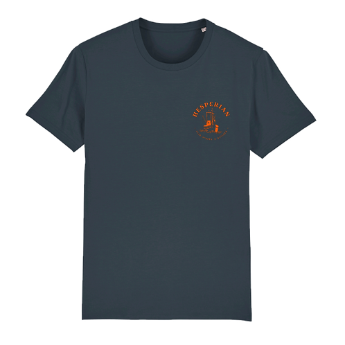 Hesperian T-shirt India Grey