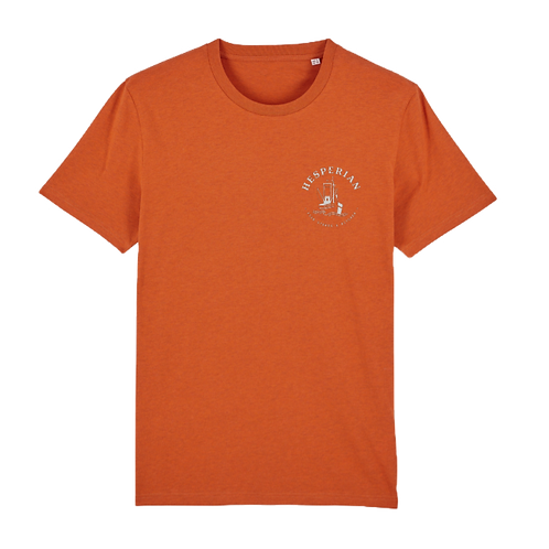 Hesperian T-shirt Orange