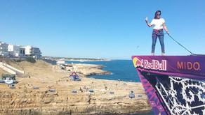 Tuffi: a Polignano a mare finale mondiale del Red Bull Cliff Diving