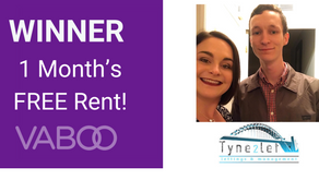 Tyne2let in spooktacular October rent win!