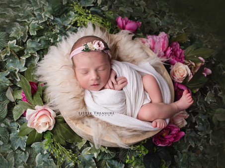 Aila | Newborn Photography Essex