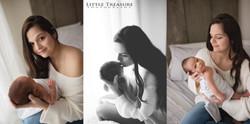 essex lifestyle newborn photography