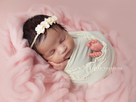 Harley, 11 days new | London Newborn Photographer