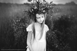 Fine art child photography