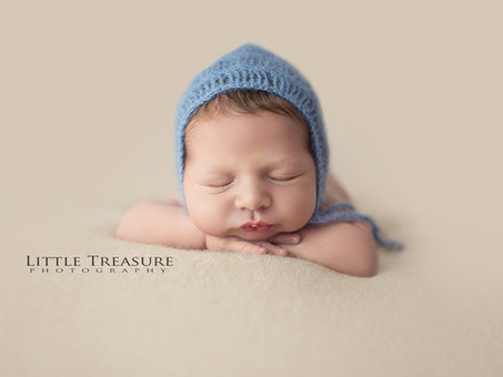 Oscar | Essex Newborn Photo Session