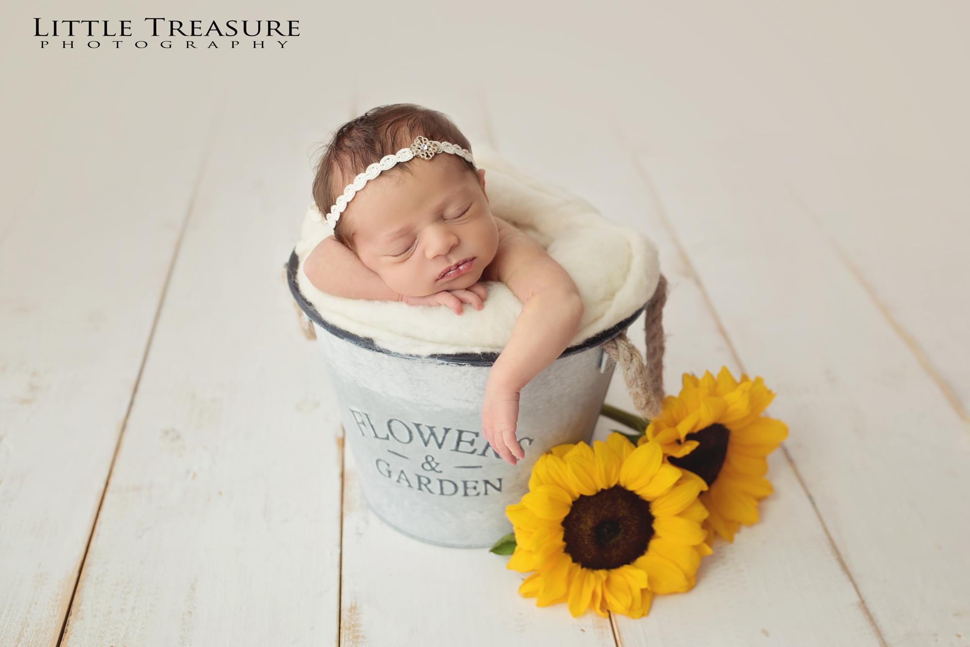 Newborn Photographer Brentwood