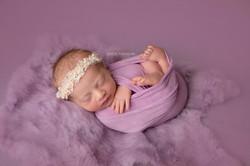 newborn photo session brentwood