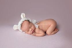 newborn photo session kent
