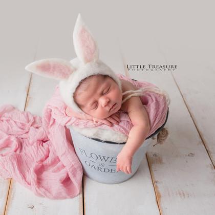 Isabella | Newborn Photo Session Essex
