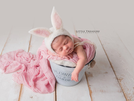 Isabella | Newborn Photo Session Essex