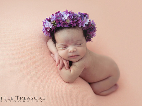 Freya | London Newborn Photographer