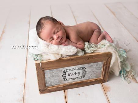 Marley | Essex Newborn Photo Session