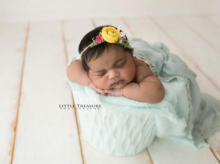 Pawathy | Newborn Baby Photo Session Thurrock, Essex