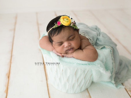Pawathy | Newborn Baby Photo Session Thurrock, Essex