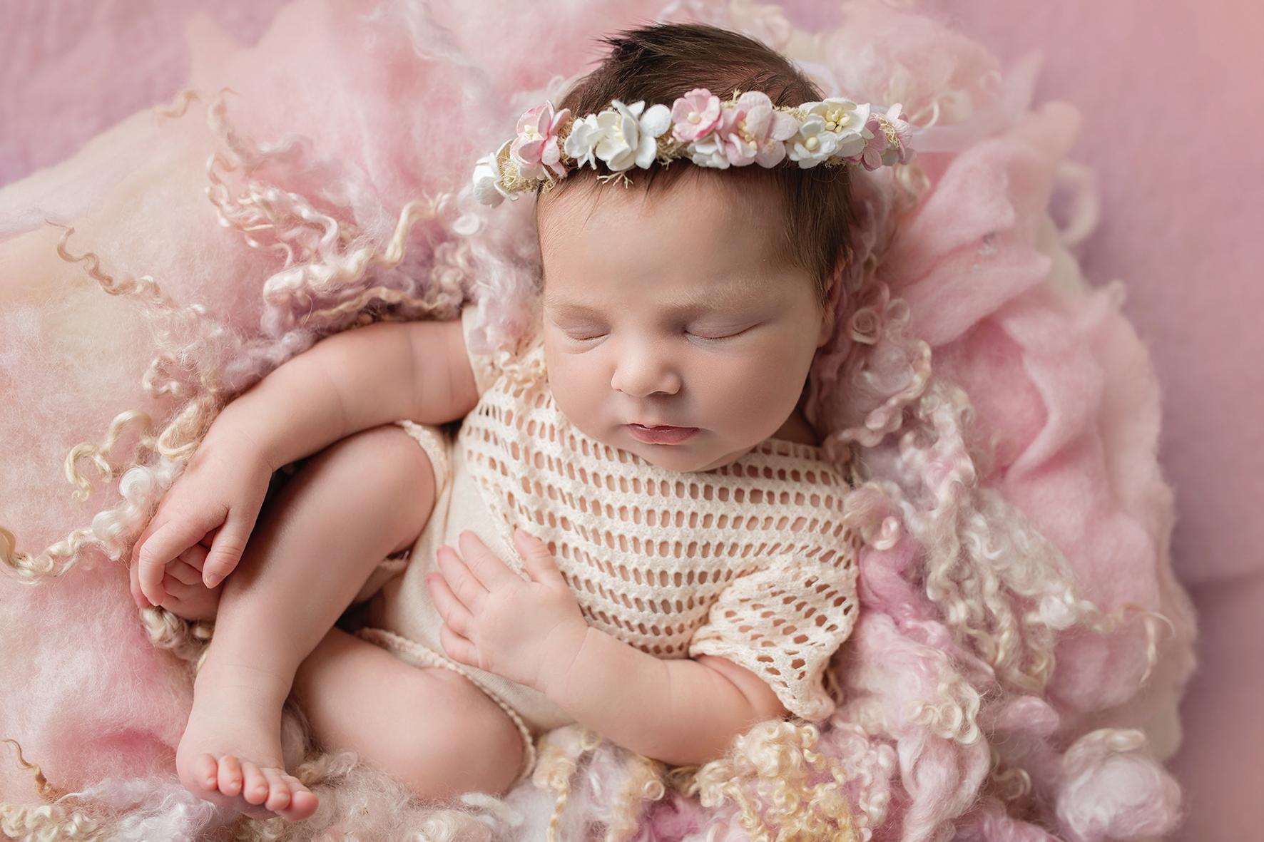 Luxury Newborn Baby Photography London 3
