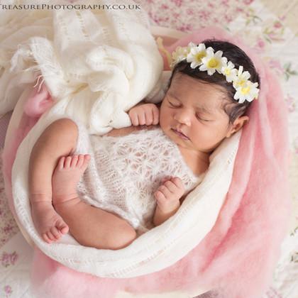 Pink dreams... | London Newborn Photographer