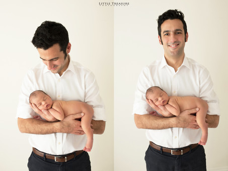 Lando | London Newborn Baby Photo Session