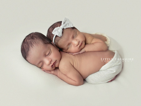 Twins | Essex Newborn Photographer