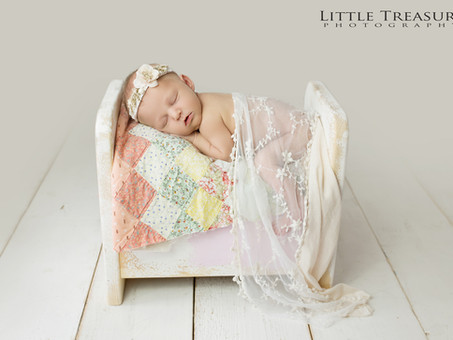 Lola - Rose | Essex Newborn Baby Photographer