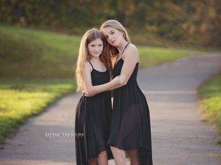 Sisters | Family Photographer Chadwell St Mary Essex
