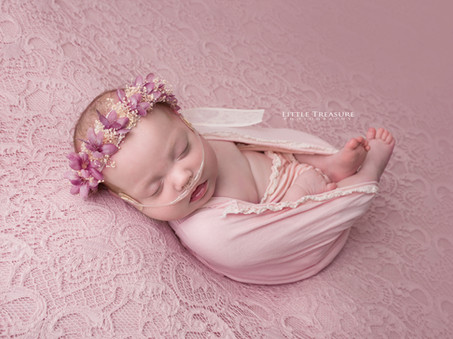 Ella, 18 weeks old | Newborn Photo Session Romford, Essex