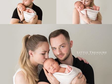 Tymon, 13 days new | Newborn Photography Essex