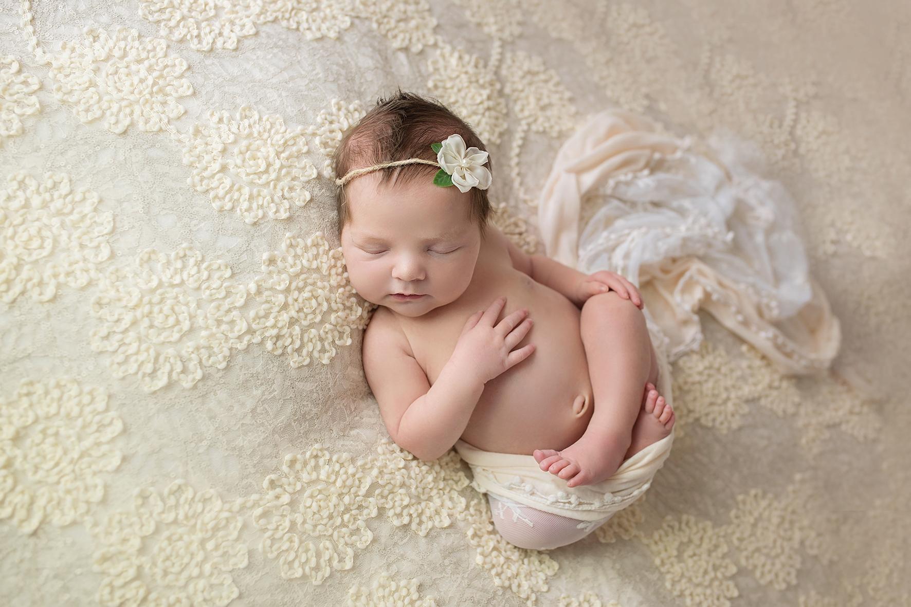 Luxury Newborn Baby Photography London 5