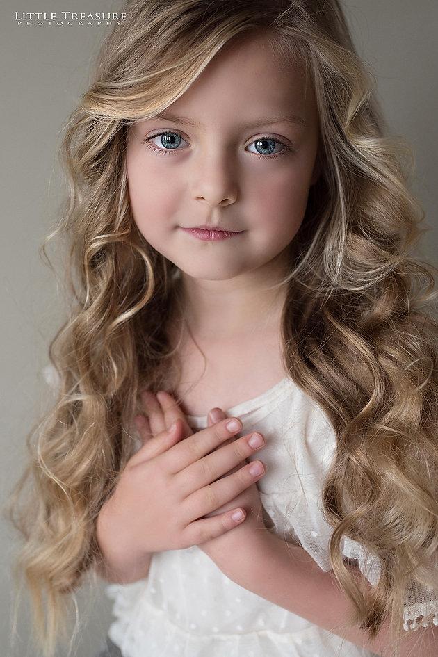 Natasha | Child Model Photo Session Grays Essex