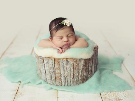 Aria...12 days new | Essex Newborn Photographer