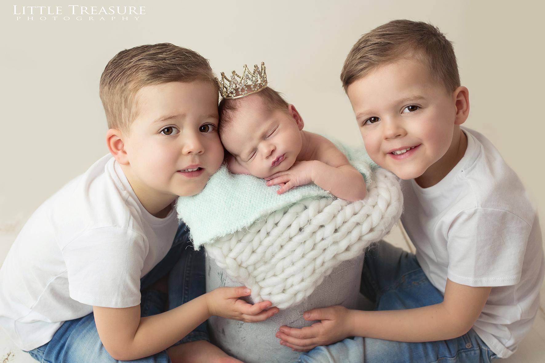 Romford Newborn Baby Photographer