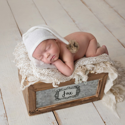 Jax | Newborn Photo Session Grays, Essex