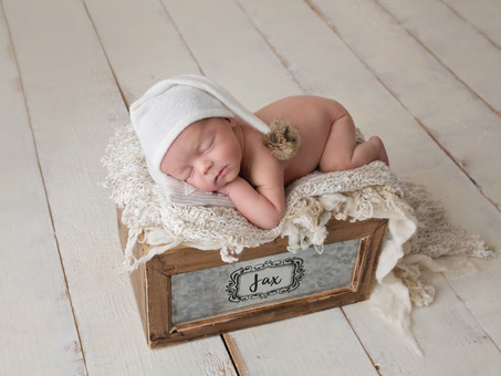 Jax | Newborn Photo Session Grays, Essex