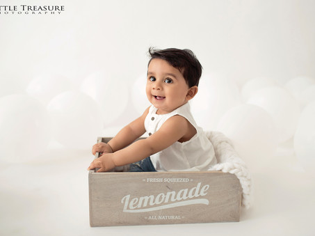 Aahan...7 months old | Essex Family Photographer