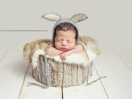 Aahil, 7 days old | Basildon Newborn Photo Session