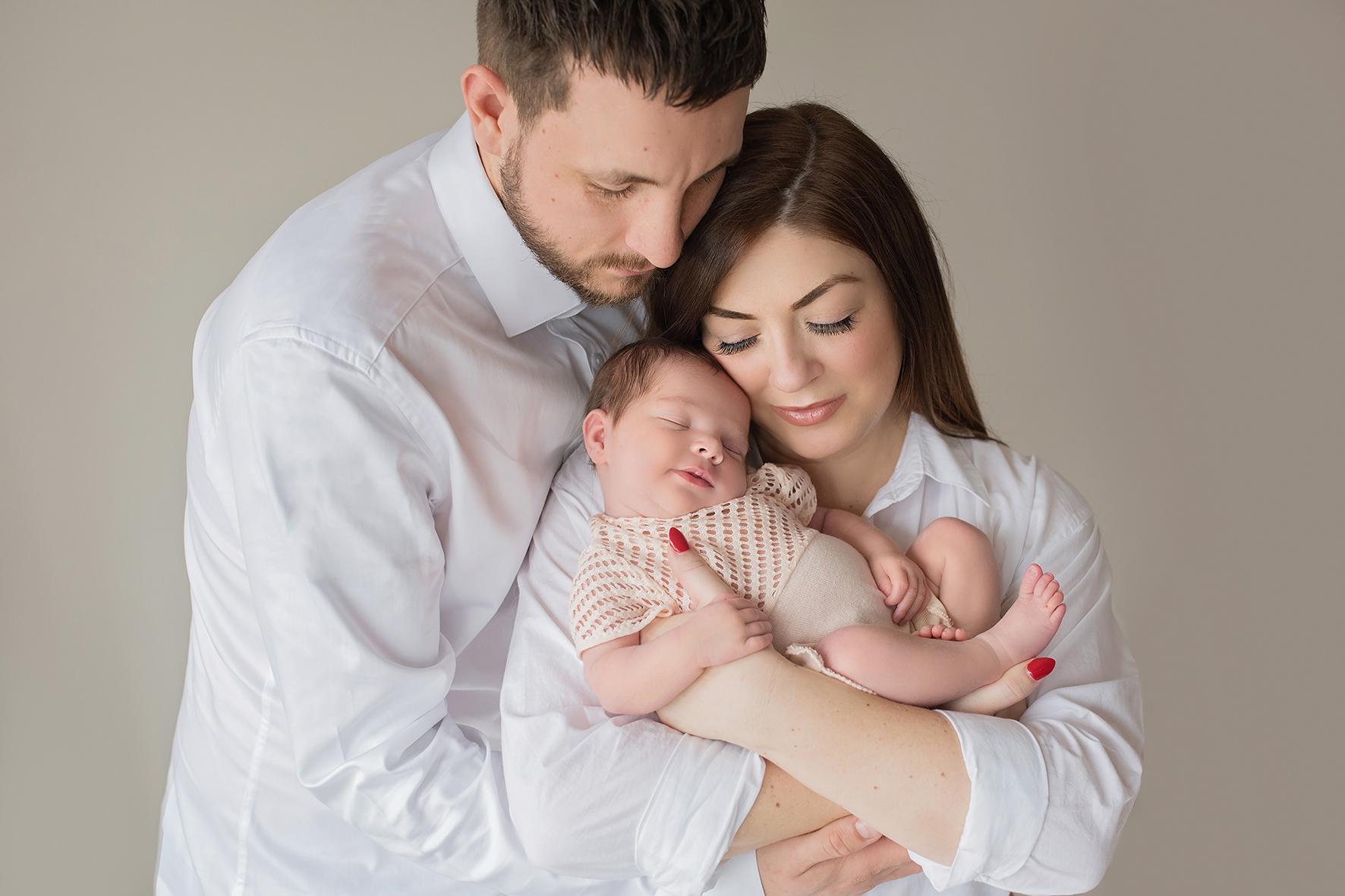 Luxury Newborn Baby Photography London 8