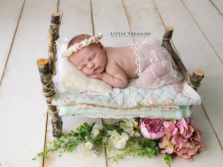 Jessica | Newborn Photo Session Thurrock