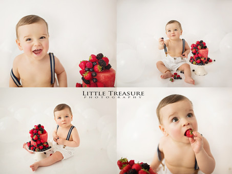 Henri | Fruit Smash Photo Session Essex
