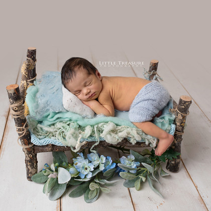 Tobias, 12 days old | London Newborn Photographer