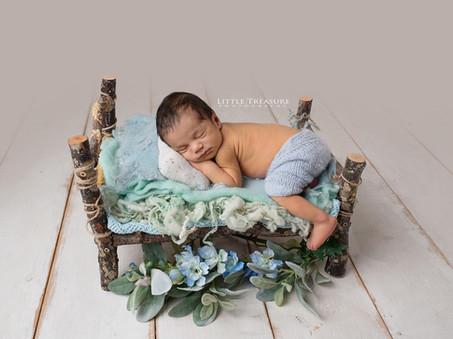 Tobias, 12 days old   London Newborn Photographer