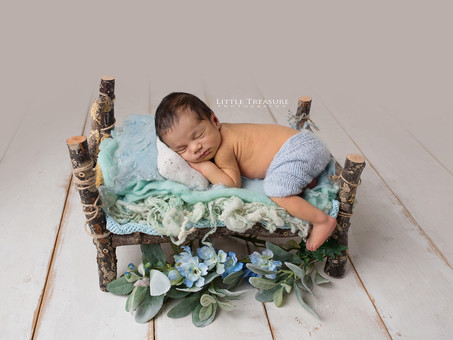 Tobias, 12 days old | London Newborn Photographer