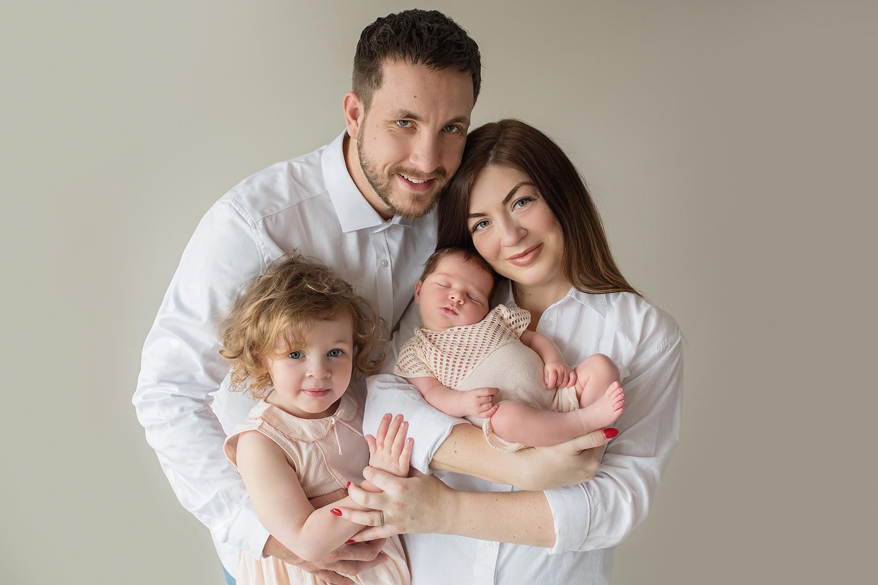 Luxury Newborn Baby Photography London 9