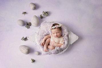 Luxury Newborn Baby Photography London 1